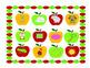 Short Vowel Apples