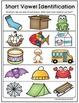 Short Vowel Assessments