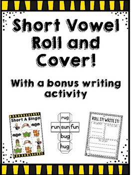 Short Vowel Roll and Cover
