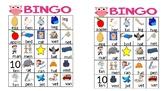 Short Vowel Bingo (A,E)