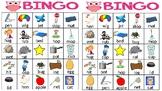 Short Vowel Bingo (A,E,I,O,U)