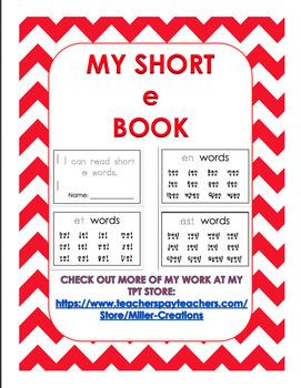 Short Vowel Book Bundle