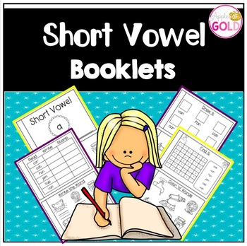 Short Vowel Booklets
