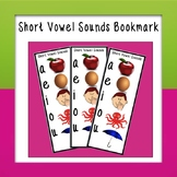 Short Vowel Bookmark