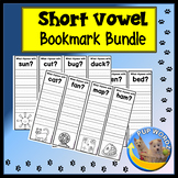 Short Vowel Bookmarks