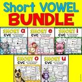 Short Vowel BUNDLE