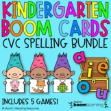 Short Vowel CVC Boom Card™ Bundle
