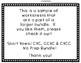 Short Vowel CVC, CCVC & CVCC No Prep! - FREE SAMPLE!  LARGER BUNDLE AVAILABLE!