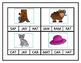 Short Vowel CVC Clip Cards