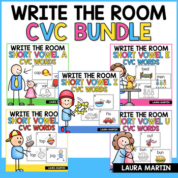 Write the Room-Short Vowels