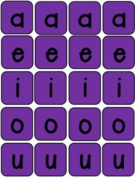 Phonics Game - Alphabet Soup
