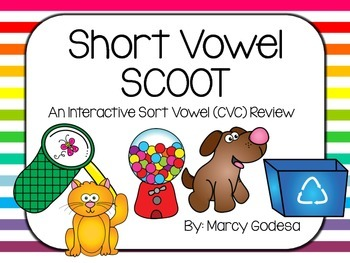 Short Vowel (CVC) SCOOT