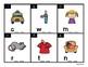 Short Vowel CVC Task Card Bundle (Scoot, Write the Room, Center)