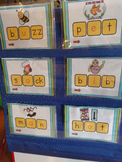 Short Vowel Word Cards