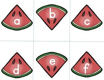 Short Vowel CVC Word Game, Kindergarten, First