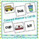 Short Vowel CVC Word Mixed Practice Memory Match Game