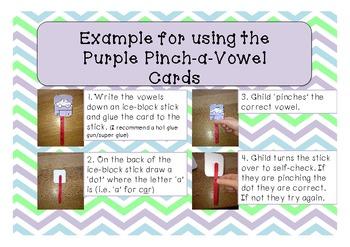 Short Vowel & CVC practice