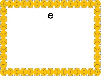 Short Vowel Center or Worksheets