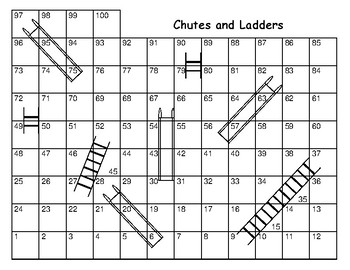 Short Vowel Chutes and Ladders