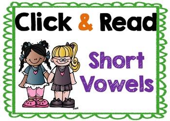 Short Vowel Click & Read