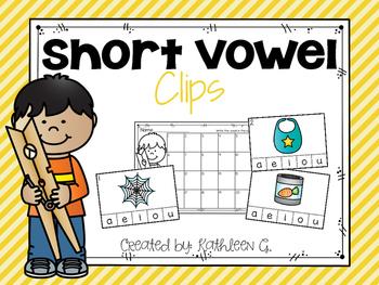 Short Vowel Clips