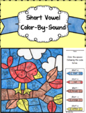 Short Vowel ~ Color By Sound ~ Bird