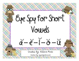 Short Vowel Color by Code and Sentence Writing