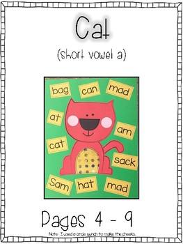 Short Vowel Crafts