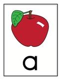 Short Vowel Cue Cards