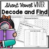 Short Vowel Decode and Find