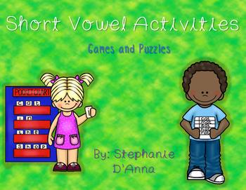 Short Vowel Differentiated Games