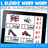 Beginning I-Blends Digital Word Work