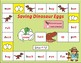 Short Vowel Dinosaur Game Boards
