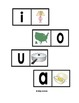 Short Vowel Dominoes-By-Design