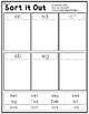Short Vowel E CVC Word Activities