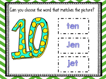 Short Vowel ( E) Interactive Power-Points