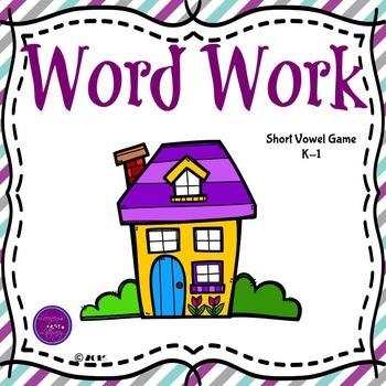 Short Vowel Family review