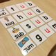 Short Vowel Flashcards - Short U CVC Word Families - Phonics Flashcards