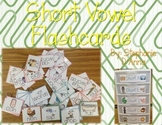 Short Vowel Flashcards with Pictures