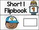 Short Vowel Flipbooks SHORT I; 5 CVC Flipbooks Included!