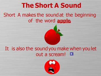 Short Vowel Flipchart Bundle