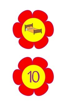 Short Vowel Flowers