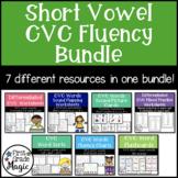 Short Vowel CVC Small Group Instruction and Intervention Bundle