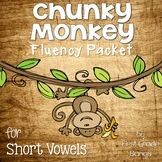 Short Vowel Fluency Packet