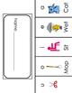 Short Vowel Foldable / Flip Books