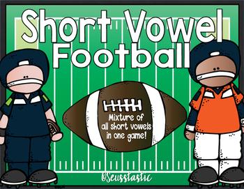 Short Vowel Football