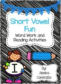 Short Vowel Fun: Short I