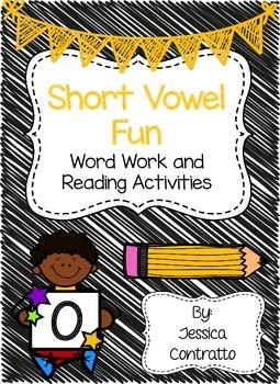 Short Vowel Fun: Short O