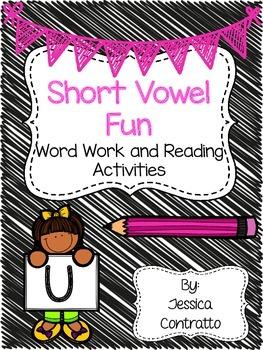 Short Vowel Fun: Short U