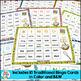 Short Vowel Games: Digraphs BINGO